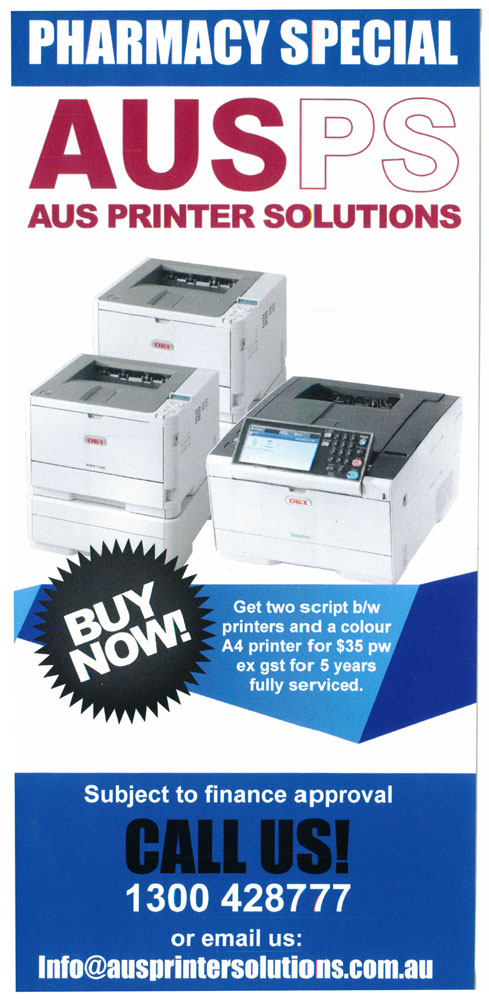 Aus Printer Solutions ; Printer Repairs Sydney; Laser printer repairs